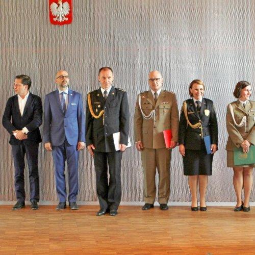 Święto krakowskich policjantek, policjantów i pracowników
