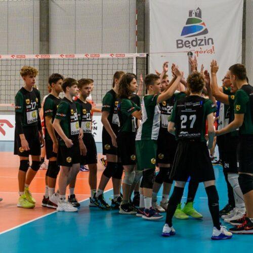 Finałowy turniej Mistrzostw Polski Młodzików w Piłce Siatkowej